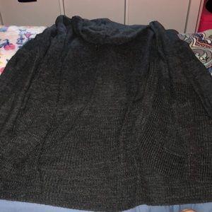 American Eagle hooded XL Cardigan